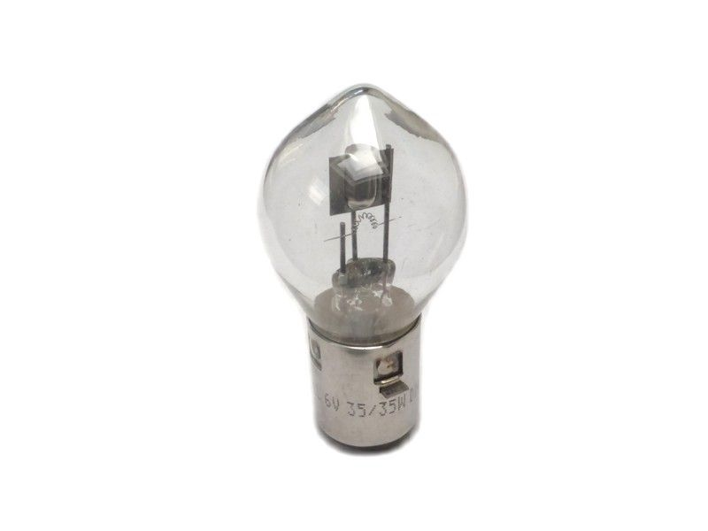 Light bulb, bilux 6V 35/35W