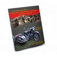 BMW R51/3 - R68 Motorcycle Restoration and Service Manual